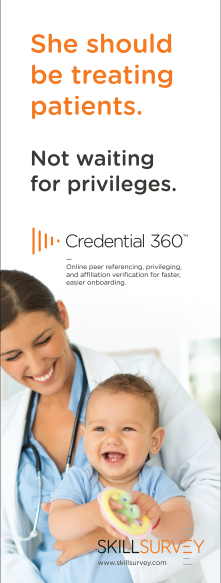 SkillSurvey Credential 360 Banner