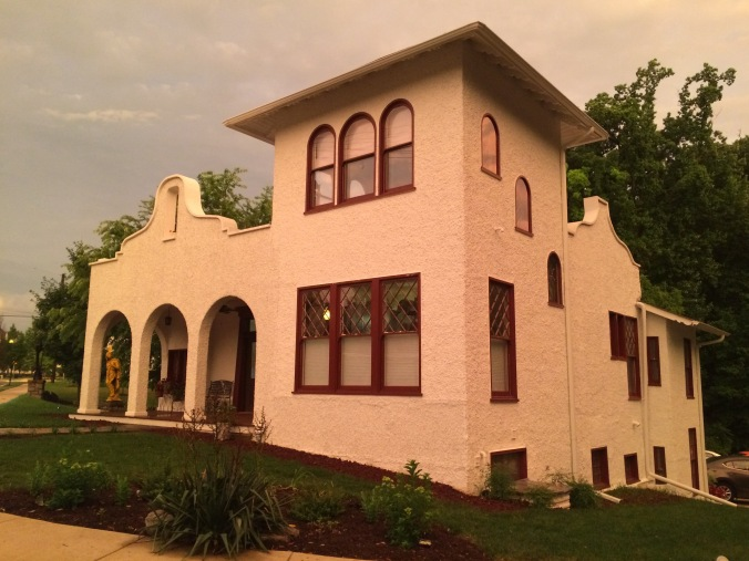 House, side